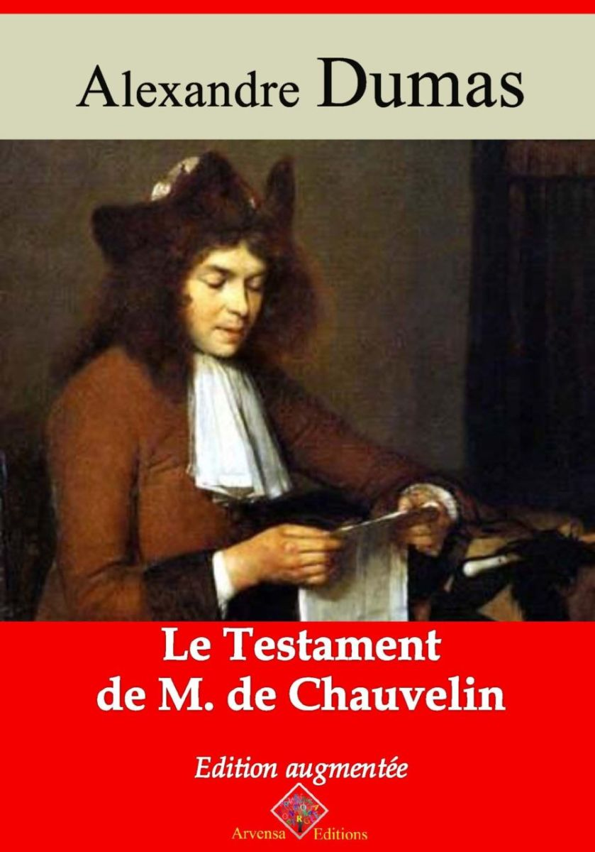 Le testament de M. de Chauvelin (Alexandre Dumas) | Ebook epub, pdf, Kindle