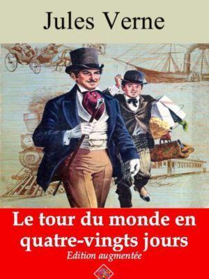 Le tour du monde en quatre-vingts jours (Jules Verne) | Ebook epub, pdf, Kindle