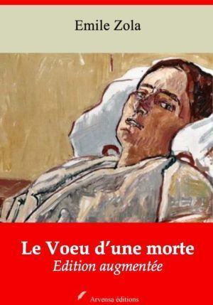 Le Voeu d'une morte (Emile Zola)   Ebook epub, pdf, Kindle