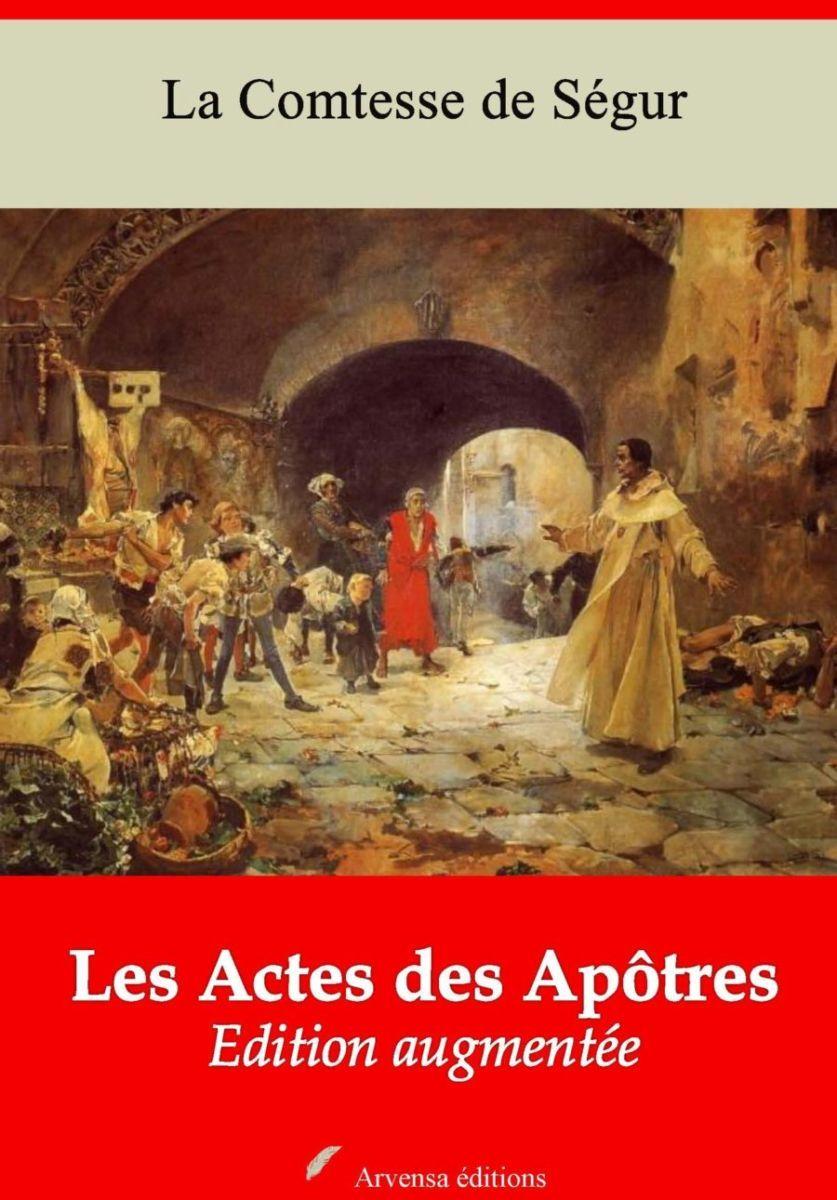Les Actes des Apôtres (Comtesse de Ségur) | Ebook epub, pdf, Kindle
