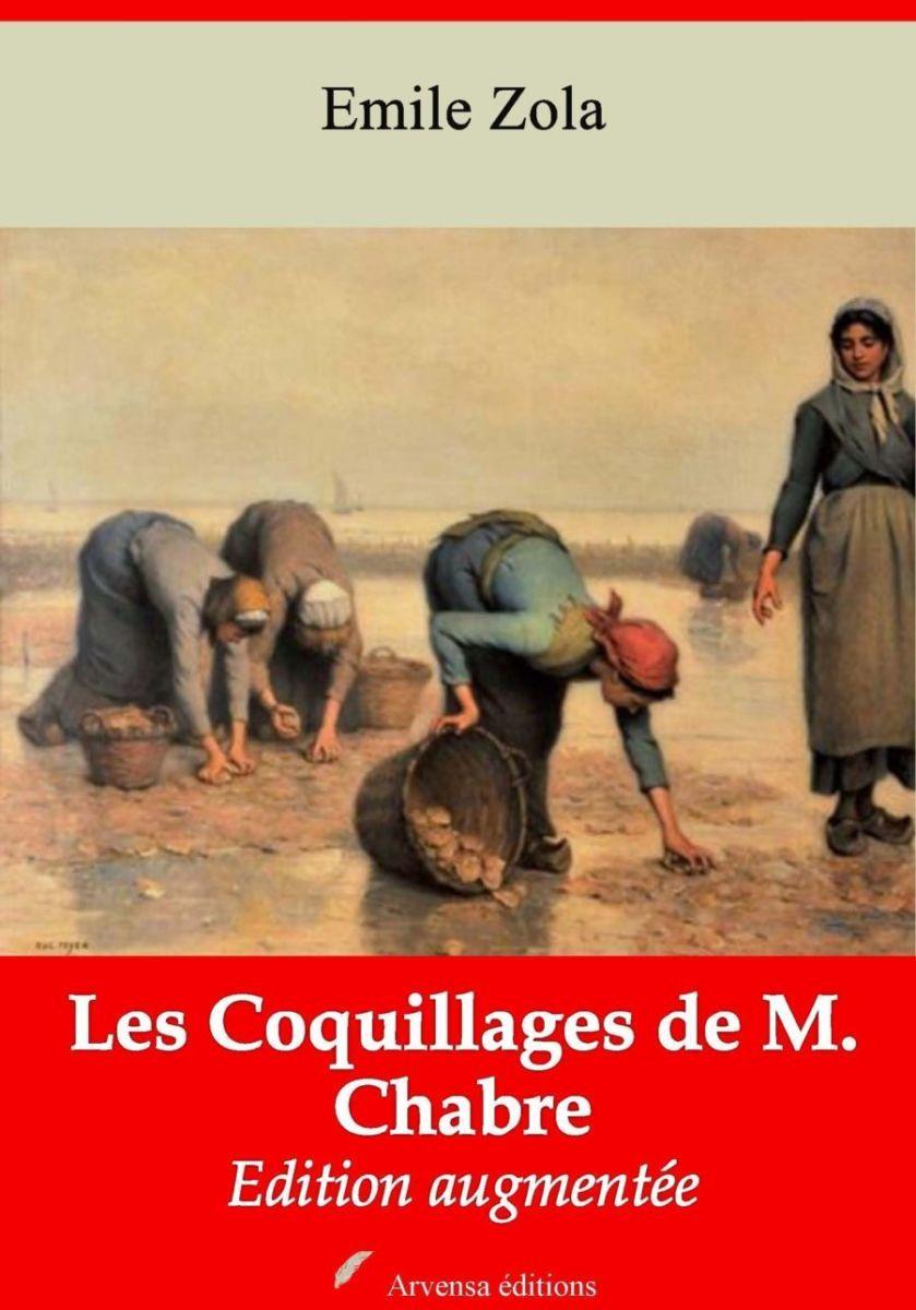 Les Coquillages de M. Chabre (Emile Zola)   Ebook epub, pdf, Kindle