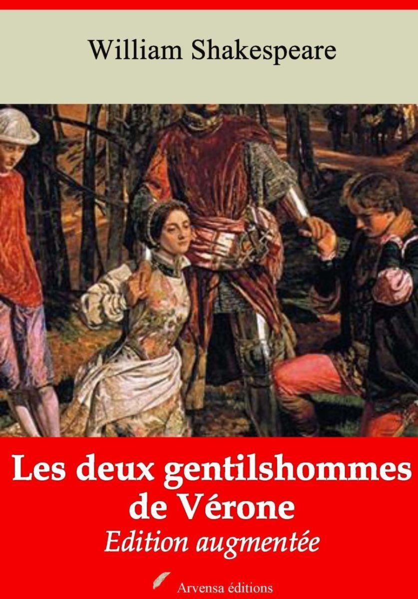 Les deux gentilshommes de Vérone (William Shakespeare) | Ebook epub, pdf, Kindle