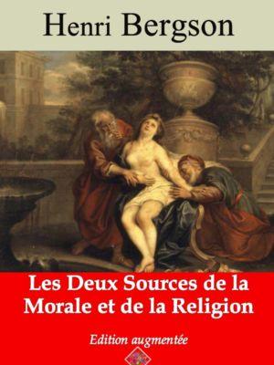 Les deux sources de la morale et de la religion (Henri Bergson)   Ebook epub, pdf, Kindle