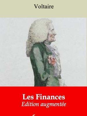 Les Finances (Voltaire)   Ebook epub, pdf, Kindle