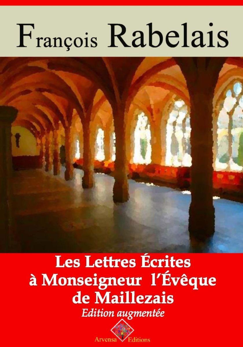Les lettres écrites à monseigneur l'évêque de Maillezais (François Rabelais) | Ebook epub, pdf, Kindle