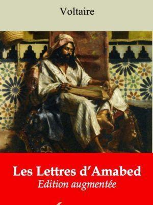 Les Lettres d'Amabed (Voltaire) | Ebook epub, pdf, Kindle