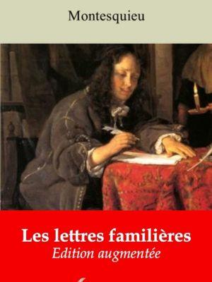 Les lettres familières (Montesquieu) | Ebook epub, pdf, Kindle