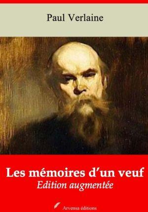 Les mémoires d'un veuf (Paul Verlaine)   Ebook epub, pdf, Kindle