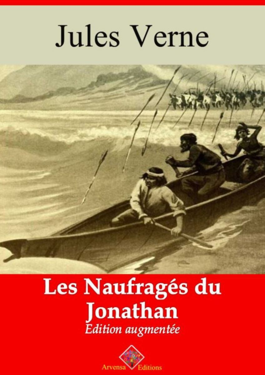 Les naufragés du Jonathan (Jules Verne)   Ebook epub, pdf, Kindle