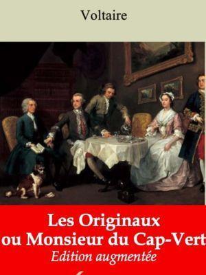 Les Originaux ou Monsieur du Cap-Vert (Voltaire)   Ebook epub, pdf, Kindle