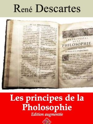 Les principes de la philosophie (René Descartes) | Ebook epub, pdf, Kindle