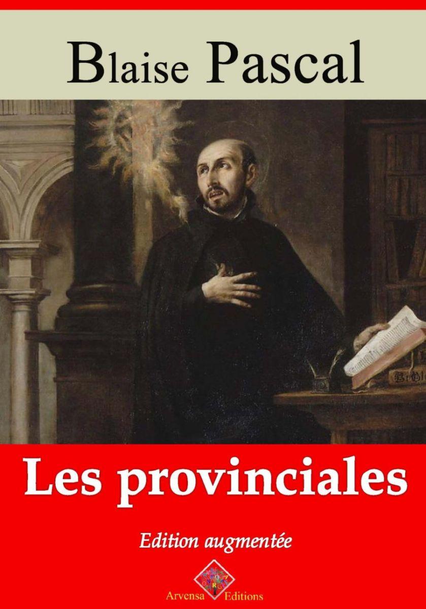 Les Provinciales (Blaise Pascal)   Ebook epub, pdf, Kindle