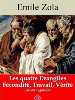 Les quatre Evangiles (Fécondité, Travail, Vérité) (Emile Zola) | Ebook epub, pdf, Kindle