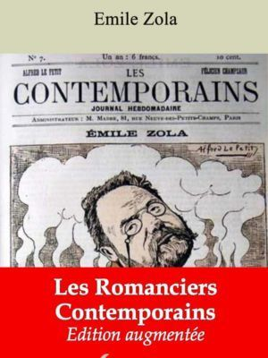 Les Romanciers Contemporains (Emile Zola) | Ebook epub, pdf, Kindle