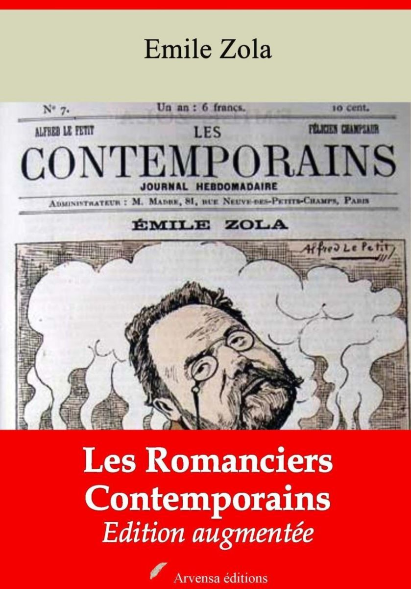 Les Romanciers Contemporains (Emile Zola) | Ebook epub, pdf, Kindle