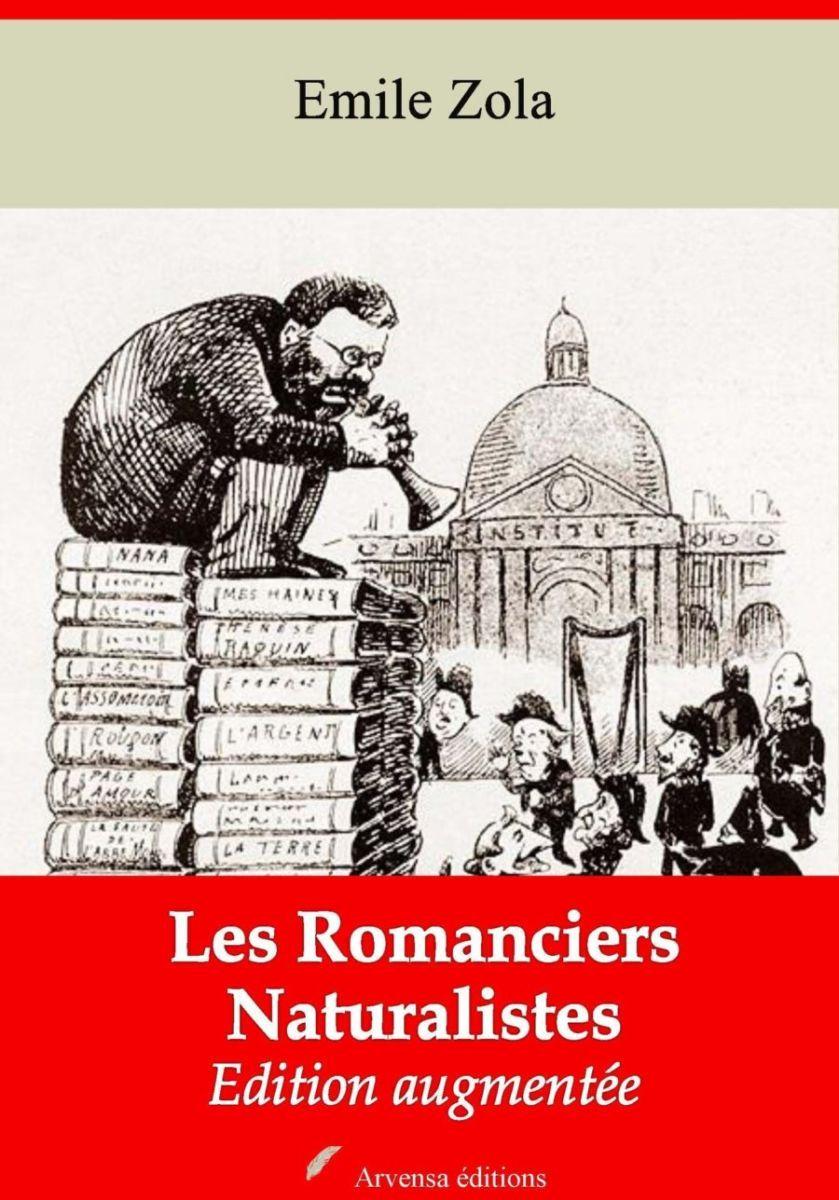 Les Romanciers naturalistes (Emile Zola) | Ebook epub, pdf, Kindle