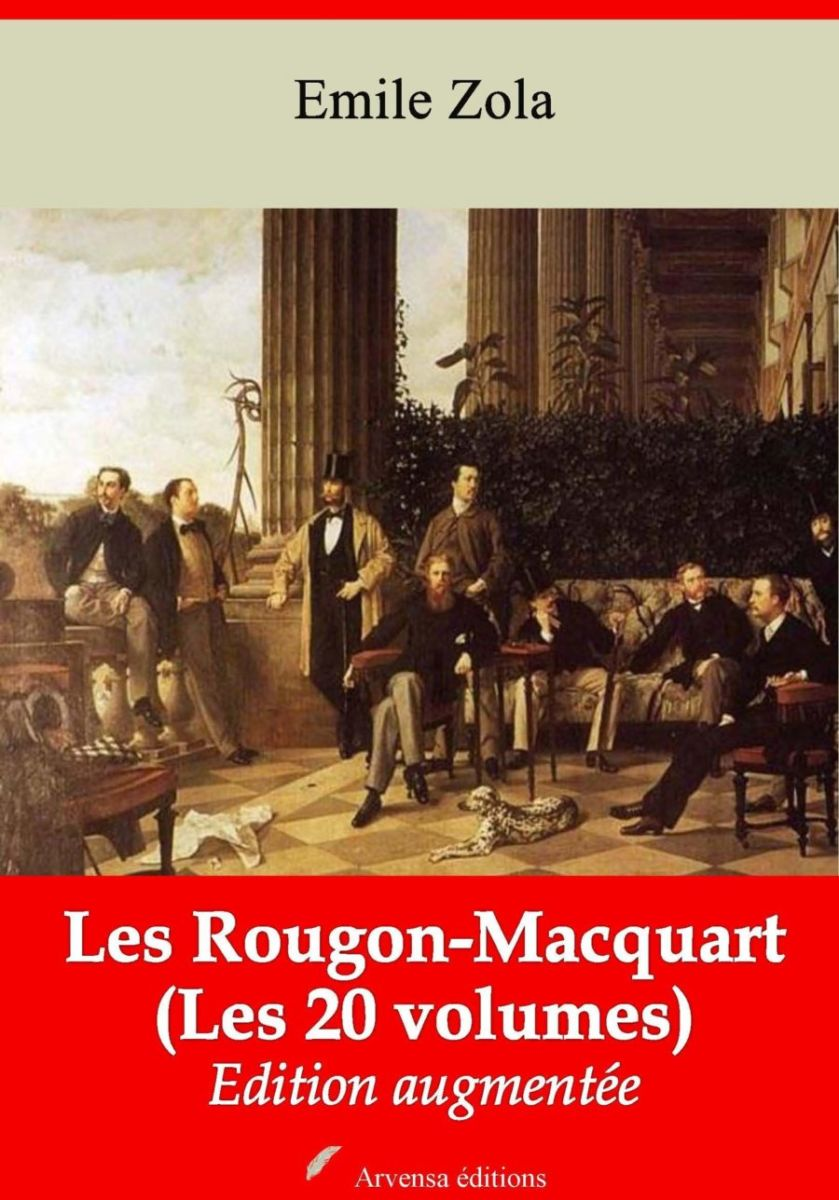 Les Rougon-Macquart (Intégral-Les 20 titres) (Emile Zola) | Ebook epub, pdf, Kindle