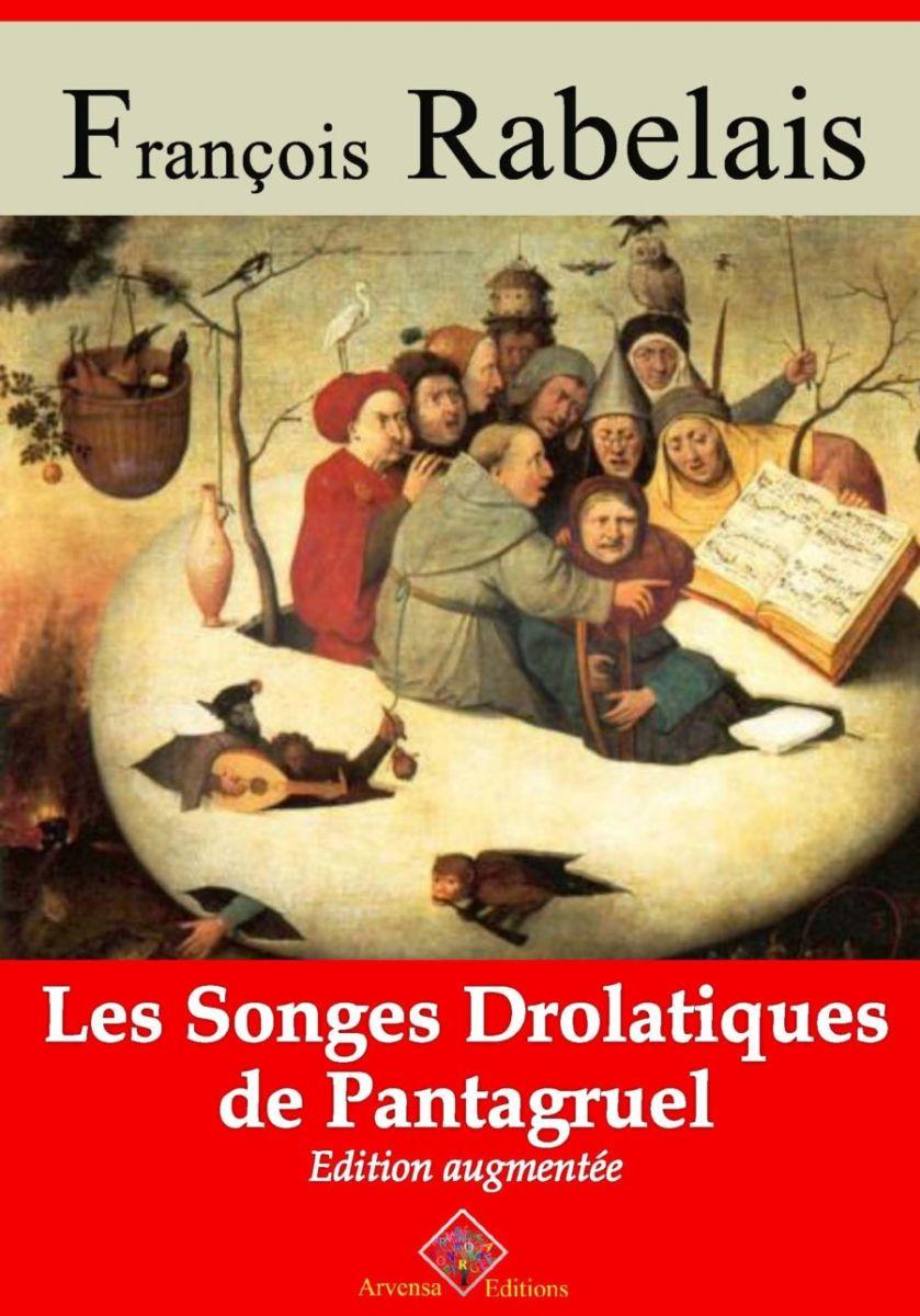Les songes drolatiques de Pantagruel (François Rabelais) | Ebook epub, pdf, Kindle