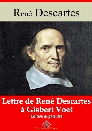 Lettre de René Descartes à Gisbert Voet (René Descartes) | Ebook epub, pdf, Kindle