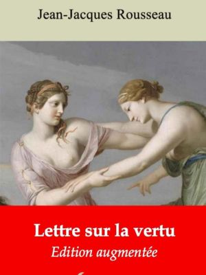 Lettre sur la vertu (Jean-Jacques Rousseau) | Ebook epub, pdf, Kindle