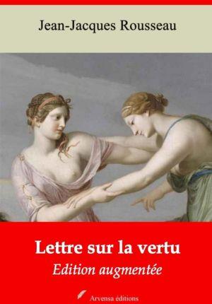 Lettre sur la vertu (Jean-Jacques Rousseau) | Ebook epub, pdf, Kindle