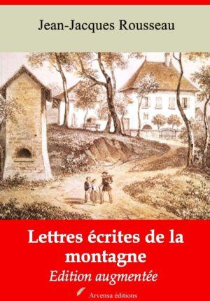 Lettres écrites de la montagne (Jean-Jacques Rousseau)   Ebook epub, pdf, Kindle