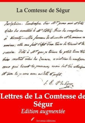 Lettres de La Comtesse de Ségur (Comtesse de Ségur) | Ebook epub, pdf, Kindle