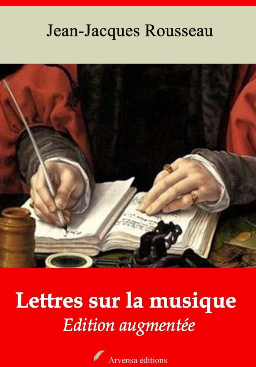 Lettres sur la musique (Jean-Jacques Rousseau) | Ebook epub, pdf, Kindle