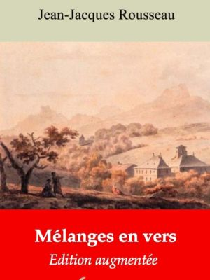 Mélanges en vers (Jean-Jacques Rousseau) | Ebook epub, pdf, Kindle