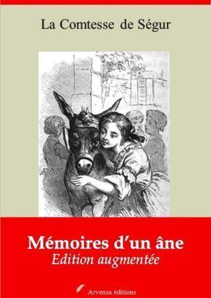 Mémoires d'un âne (Comtesse de Ségur)   Ebook epub, pdf, Kindle