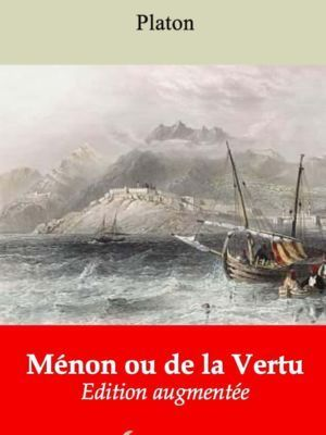 Ménon ou de la Vertu (Platon) | Ebook epub, pdf, Kindle