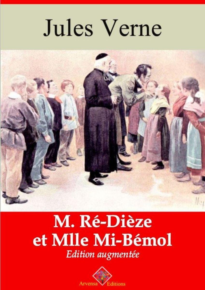 M. Ré-Dièze et Mlle Mi-Bémol (Jules Verne)   Ebook epub, pdf, Kindle