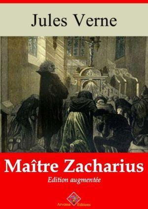 Maître Zacharius (Jules Verne)   Ebook epub, pdf, Kindle