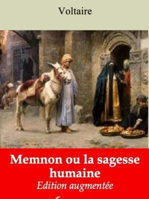 Memnon ou la sagesse humaine (Voltaire) | Ebook epub, pdf, Kindle