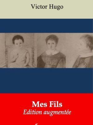 Mes Fils (Victor Hugo) | Ebook epub, pdf, Kindle