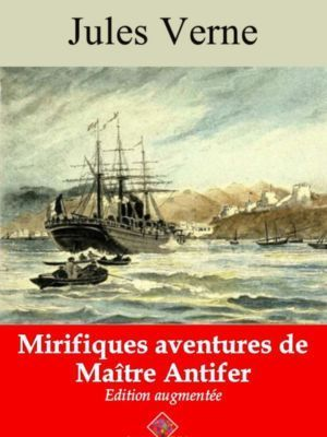Mirifiques aventures de Maître Antifer (Jules Verne) | Ebook epub, pdf, Kindle