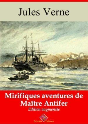 Mirifiques aventures de Maître Antifer (Jules Verne)   Ebook epub, pdf, Kindle
