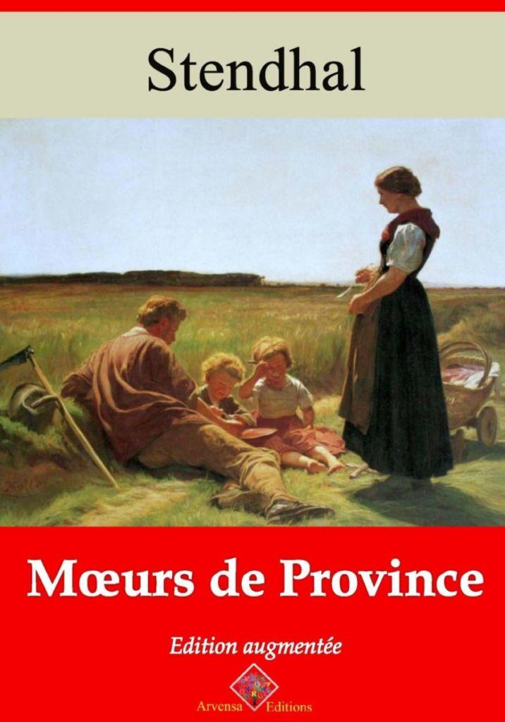 Moeurs deprovince (Stendhal) | Ebook epub, pdf, Kindle