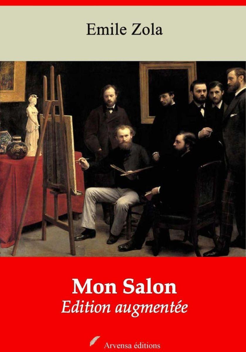 Mon Salon (Emile Zola) | Ebook epub, pdf, Kindle