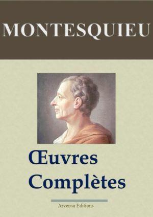 Montesquieu oeuvres complètes ebook epub pdf kindle