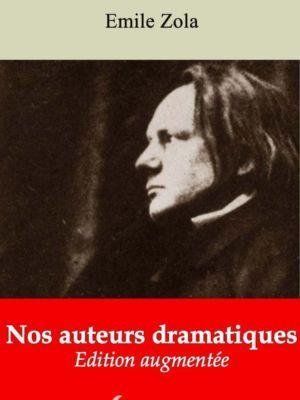 Nos auteurs dramatiques (Emile Zola) | Ebook epub, pdf, Kindle