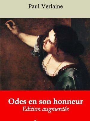 Odes en son honneur (Paul Verlaine)   Ebook epub, pdf, Kindle