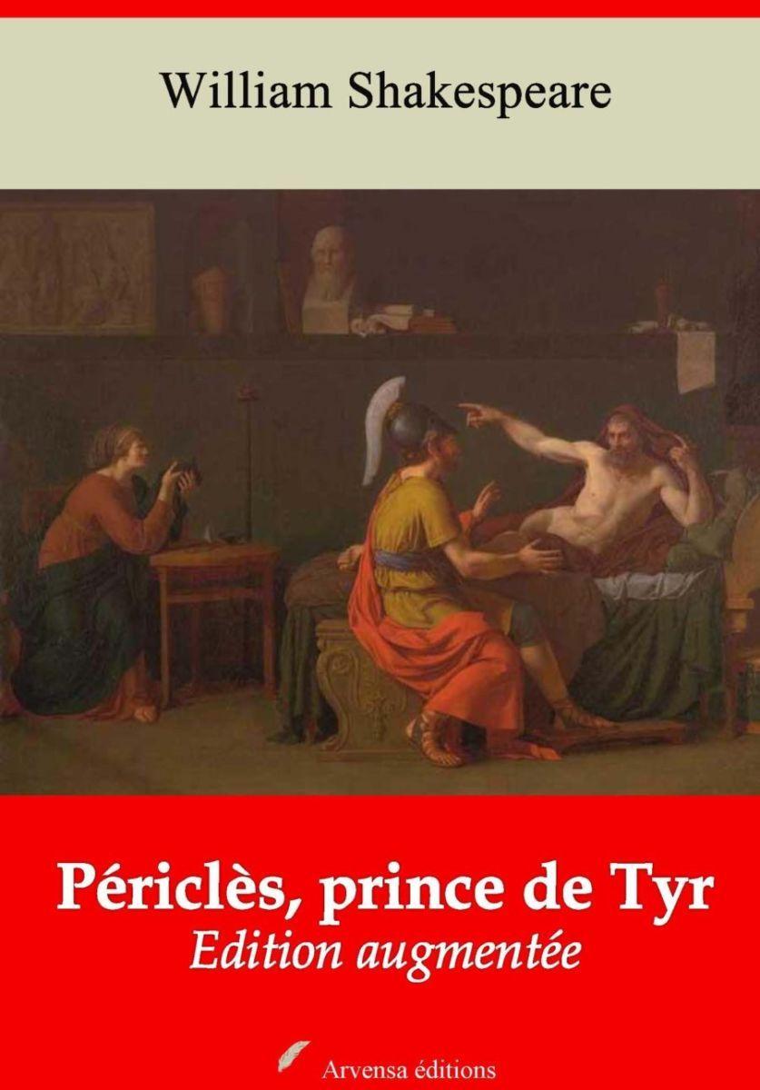 Périclès, prince de Tyr (William Shakespeare)   Ebook epub, pdf, Kindle