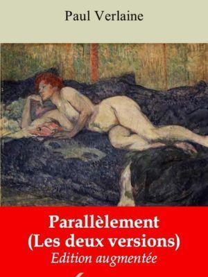 Parallèlement (Les deux versions) (Paul Verlaine)   Ebook epub, pdf, Kindle