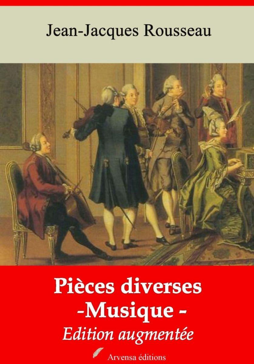 Pièces diverses (musique) (Jean-Jacques Rousseau) | Ebook epub, pdf, Kindle