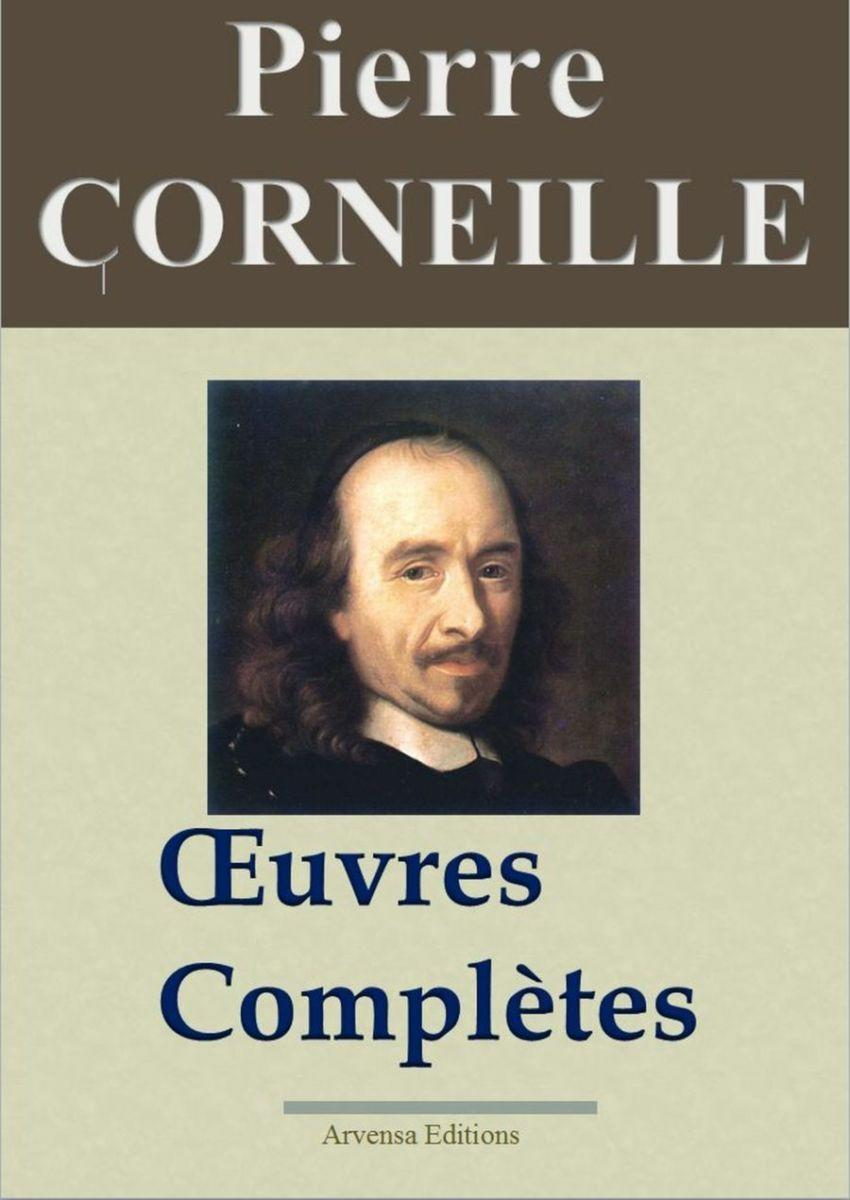 Pierre Corneille oeuvres complètes ebook epub pdf kindle