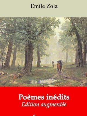 Poèmes inédits (Emile Zola) | Ebook epub, pdf, Kindle