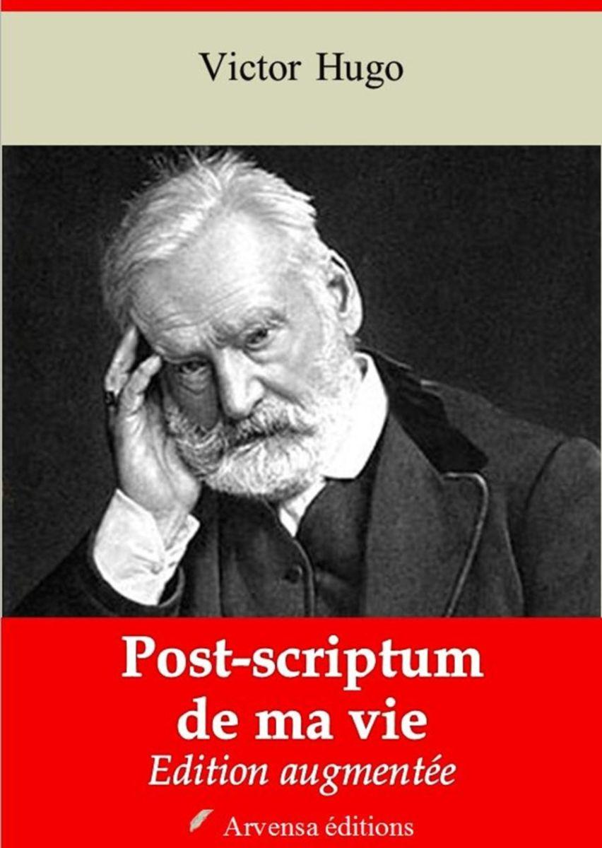 Post-scriptum de ma vie (Victor Hugo) | Ebook epub, pdf, Kindle