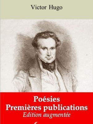 Premières publications (Victor Hugo) | Ebook epub, pdf, Kindle