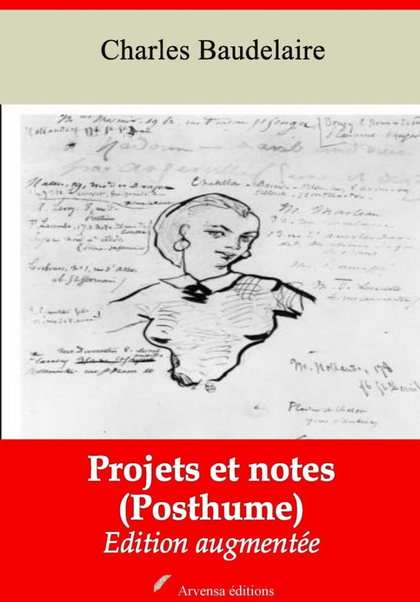 Projets et notes (Posthume) (Charles Baudelaire) | Ebook epub, pdf, Kindle